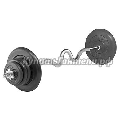 Штанга W 40 кг TITAN